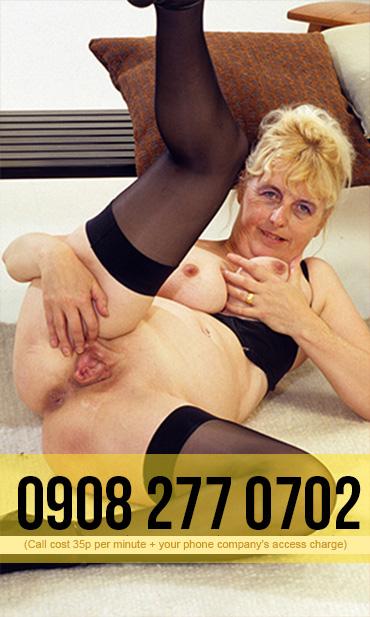 granny bucket cunt phone sex